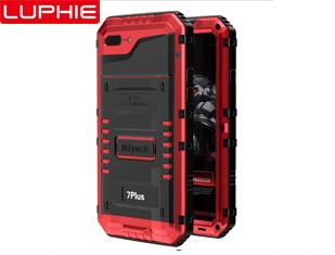 iphone 7/8 & plus X-men Wolverine Three-proofing Phone Case 100% original luxury case
